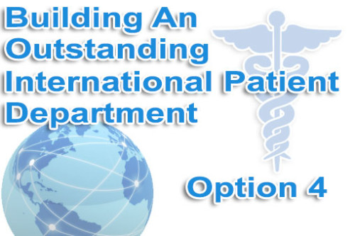 international patient care department
