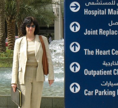 Hospital Medical Tourism Consulting
